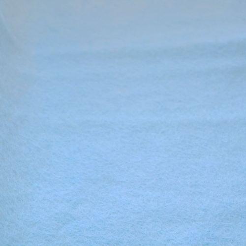 Wool Blend Felt - Pastel Blue