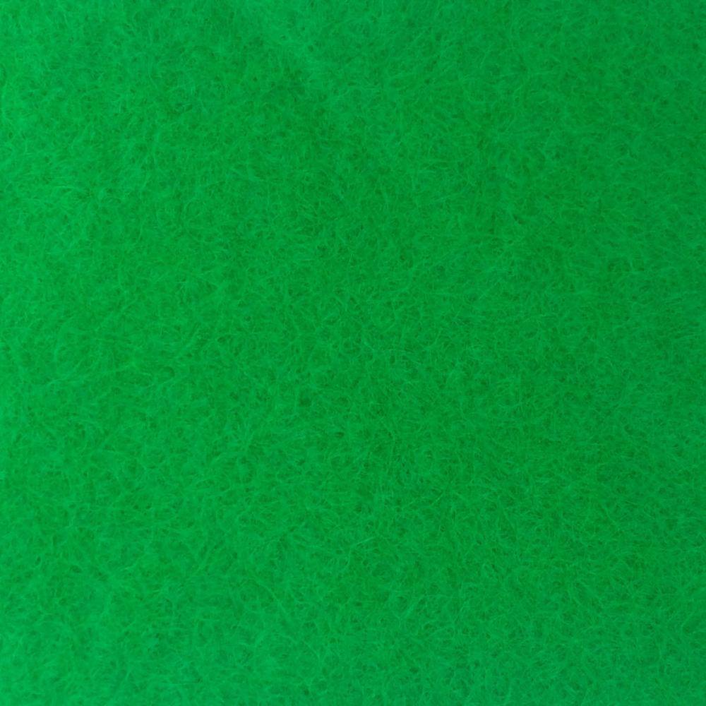 Wool Blend Felt - Lime