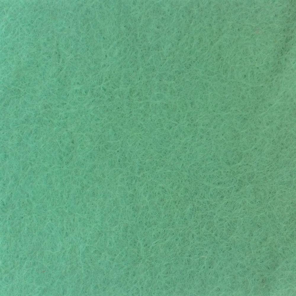 Wool Blend Felt - Mint
