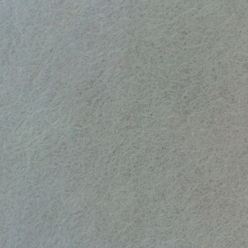 Wool Blend Felt - Silver