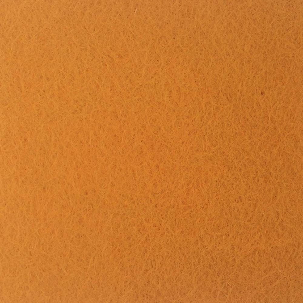 Wool Blend Felt - Mustard