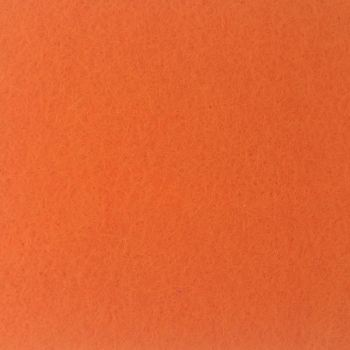 Creative Felt Wool Blend Felt - Orange