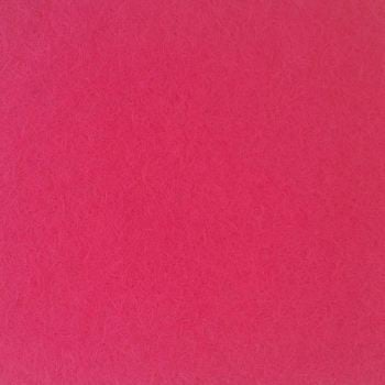 Creative Felt Wool Blend Felt - Bright Pink