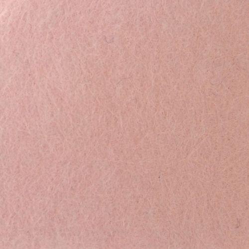 Wool Blend Felt - Pastel Pink