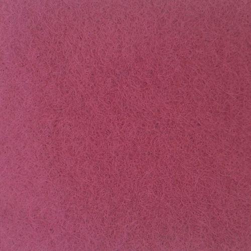 Wool Blend Felt - Dark Raspberry
