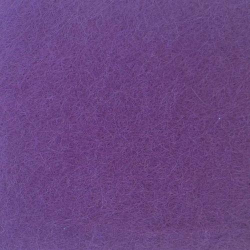 Wool Blend Felt - Purple