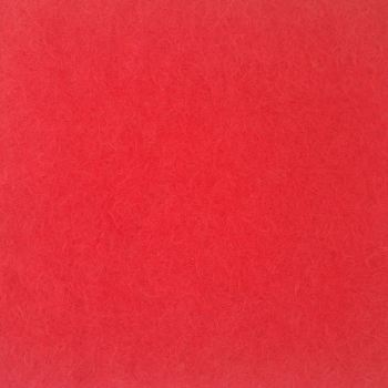 SALE Creative Felt Wool Blend Felt - Bright Red