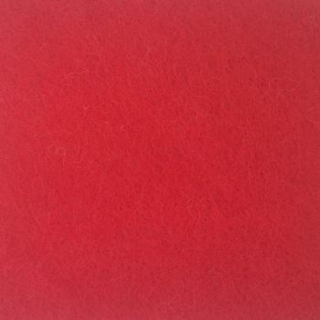 Creative Felt Wool Blend Felt - Red