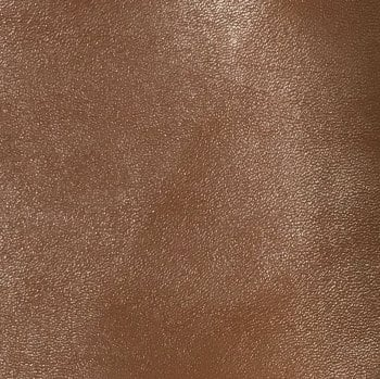 Supreme Plain Faux Leather - Chestnut Brown