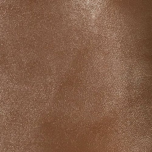 Faux Leather - Chestnut Brown