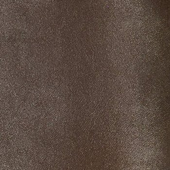 Supreme Plain Faux Leather A4 Sheet - Dark Brown