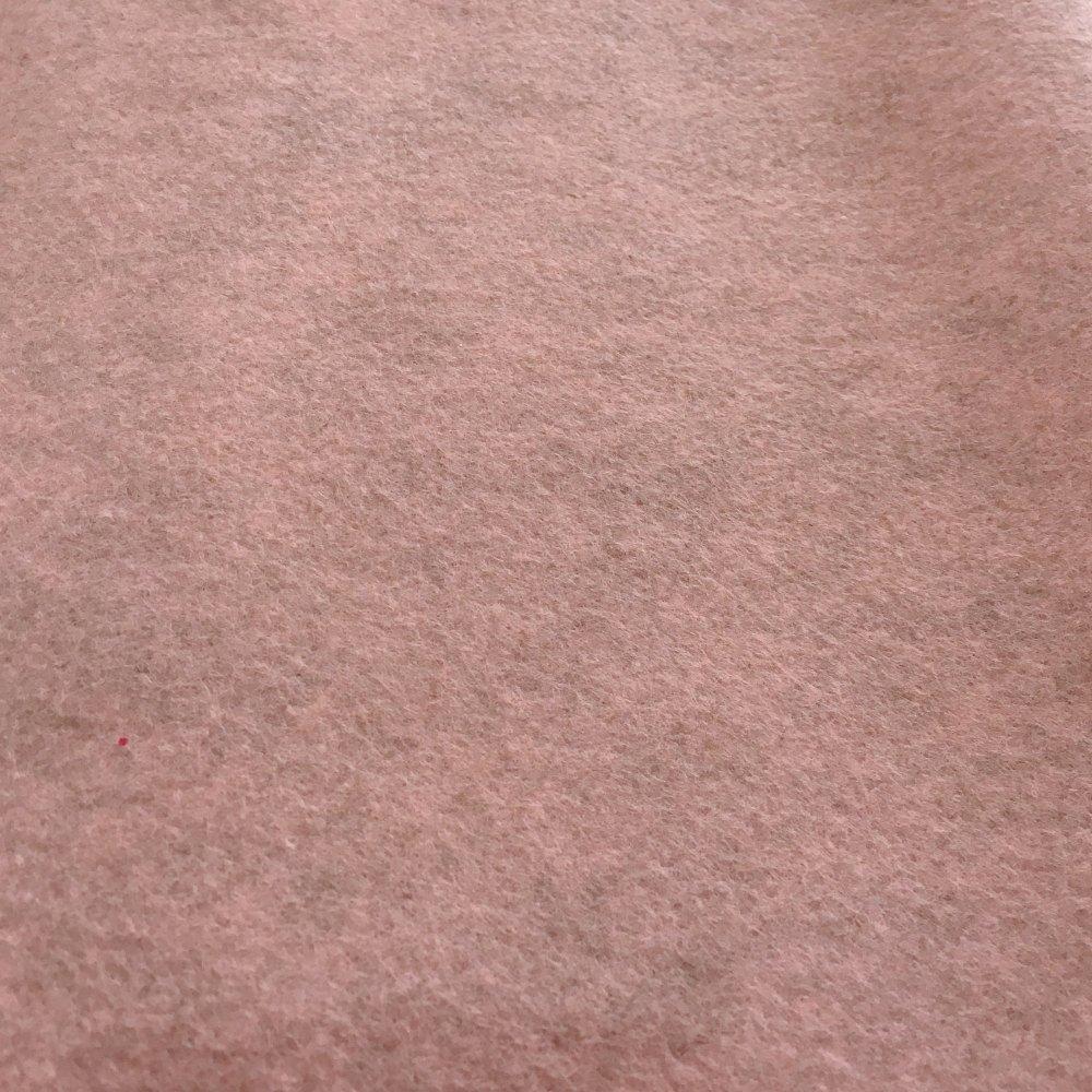Heathered Felt - Sheet - Rose Pink