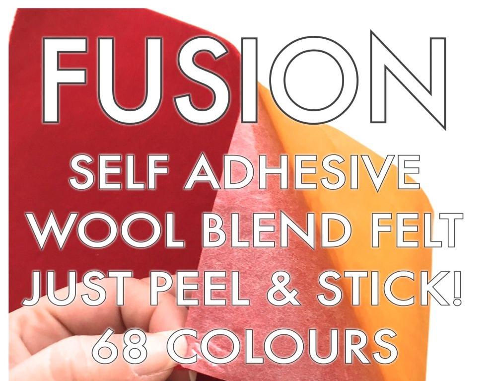 Fusion Self Adhesive Felt