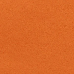 Polyester Felt - Orange