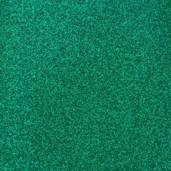 Glitter HTV - Dark Green