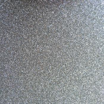Glitter HTV - Silver