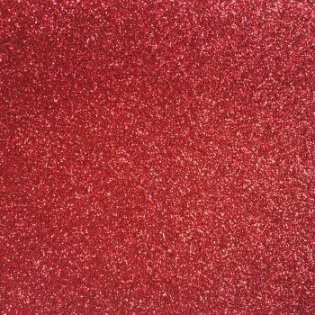 Glitter HTV - Red