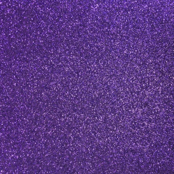 Glitter HTV - Purple