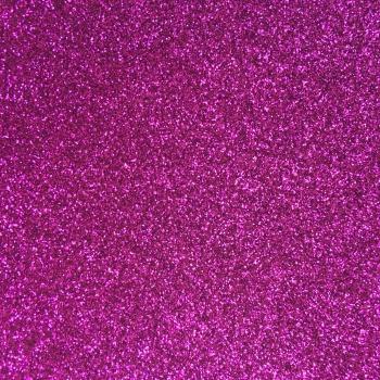 Glitter HTV - Magenta