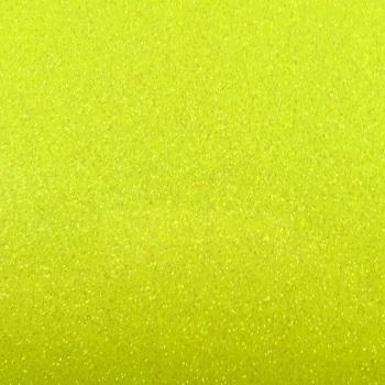 Glitter HTV - Neon Yellow
