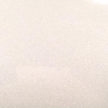Glitter HTV - White
