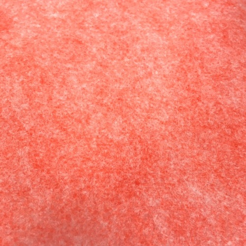 Heathered Felt - Charming Coral