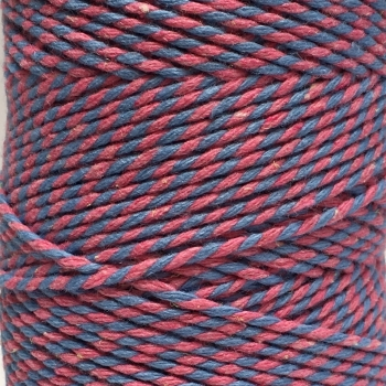 10m Bakers Twine: Pink/Blue