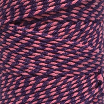 5 Metres - Bakers Twine: Pink/Purple
