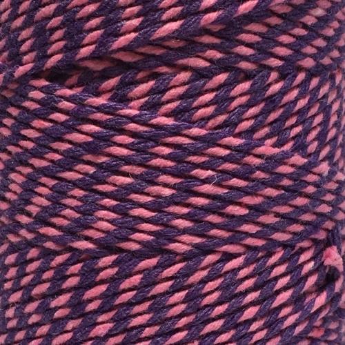 10m Bakers Twine: Pink/Purple