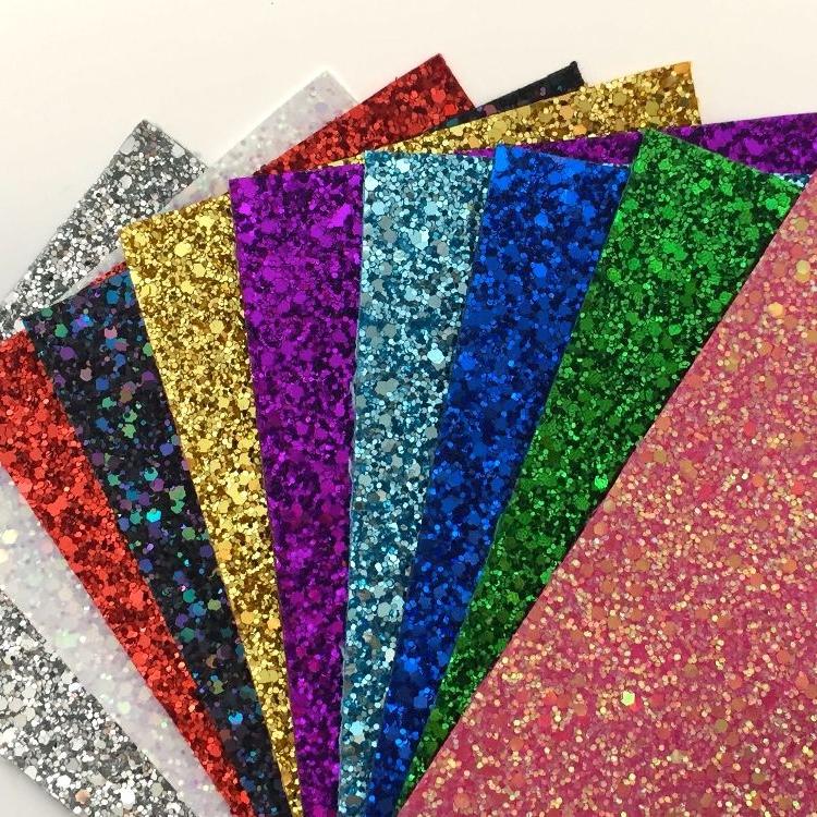 Exclusive Glitter Fabric