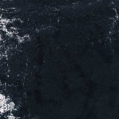 Velvet Felt Fabric - Black