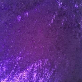 FABRIC FELT A4 Sheet - Velvet - Purple