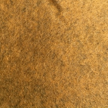 Marl Wool Blend Felt - Heathered Gold