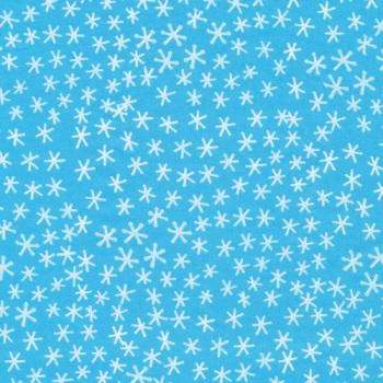 SALE Fabric  - Cloud 9 - Festive Snowflakes