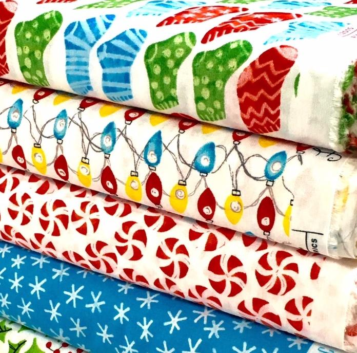 Christmas Fabric Felt