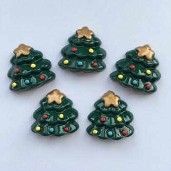 SALE Christmas Resin - Christmas Tree