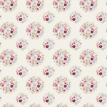 Fabric - Tilda - Thula - Red Pink