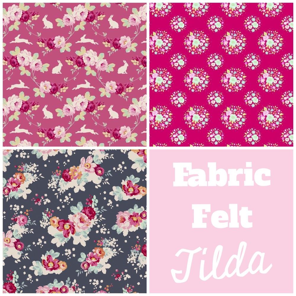 Tilda Fabric Felt