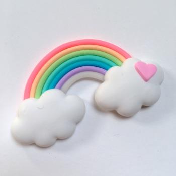 Clay Resin - Rainbow