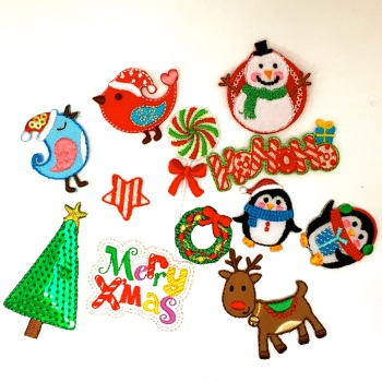 SALE Christmas Mini Motif