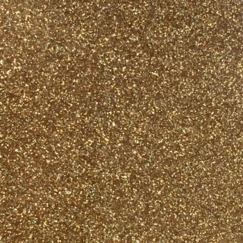 Glitter HTV - Gold Dust