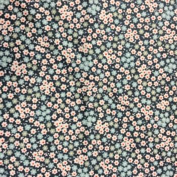 Fabric - Tilda - Tess - Dark Slate