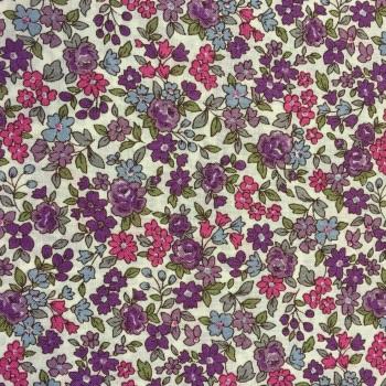 Fabric - Frou Frou - Iris