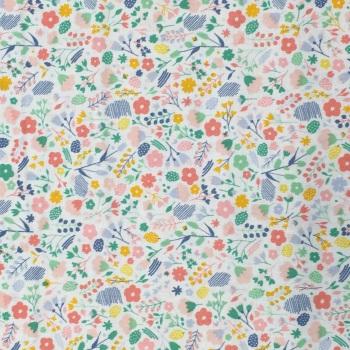 FABRIC FELT - Floral Splendour - Ditsy Flowers