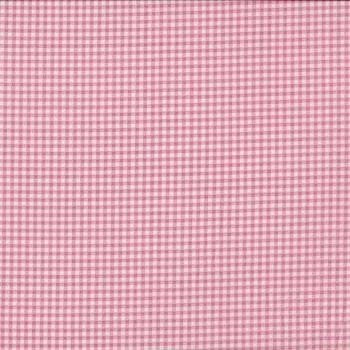 FABRIC FELT - Gingham - Pink