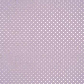 FABRIC FELT - Polka Dots - Lilac