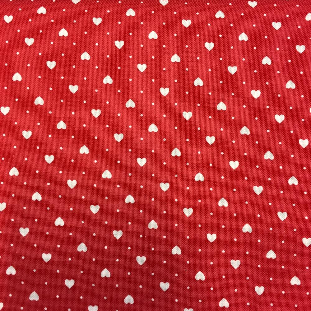 Fabric Felt - Hearts