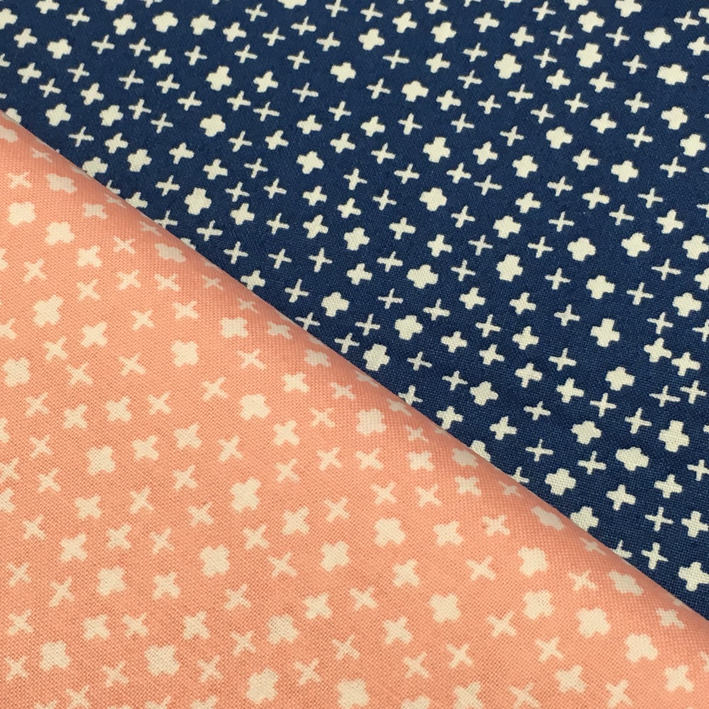 Fabric Felt - Crosses & Stars