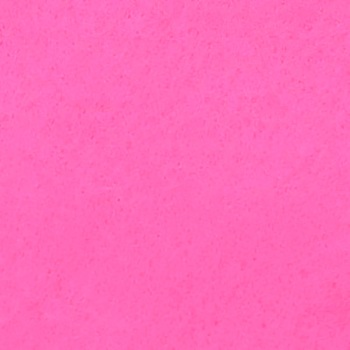 SALE Polyester Self Adhesive Felt SHEET - Neon Pink