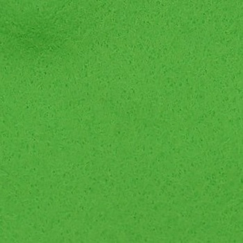 SALE Polyester Self Adhesive Felt SHEET - Spring Green